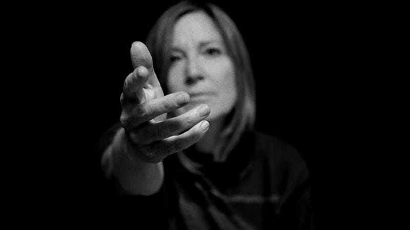 """Beth Gibbons in the video for """"SOS"""" (Screenshot: YouTube)"""
