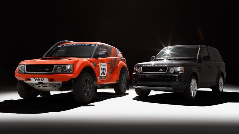Illustration for article titled Land Rover Just Got 200% More Insane
