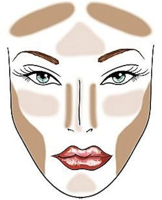 Illustration for article titled Nose Shading Is The Next Anti-Aging Cosmetics Frontier