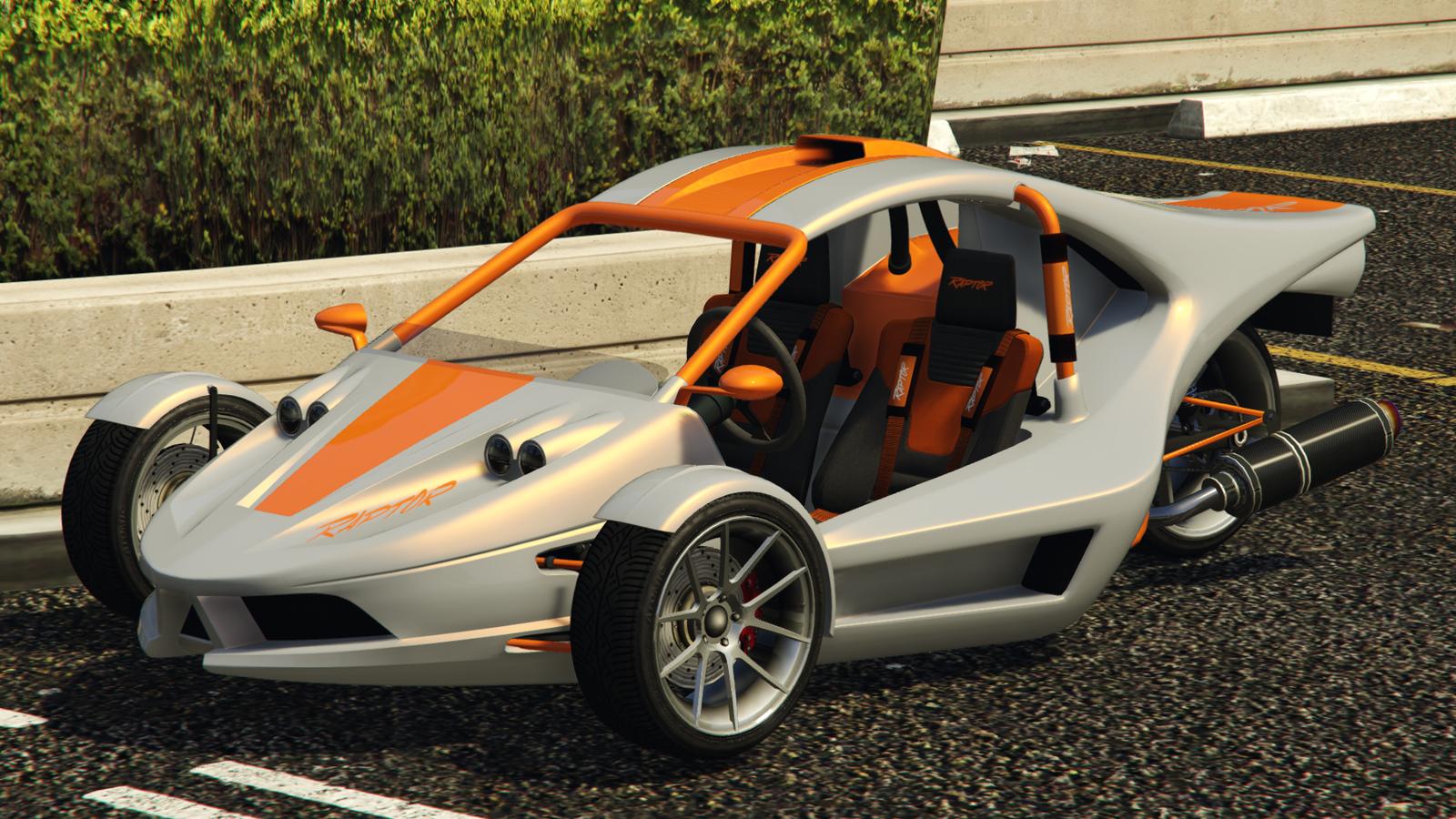 """GTA Online: The Hidden """"Bikers"""" Update Vehicles"""