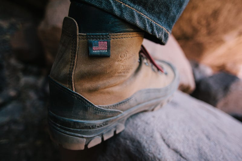 Danner Hot Weather Boots