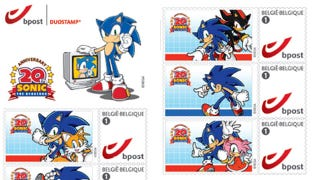 Illustration for article titled Sonic Commemorated in the Most Boring Way Possible