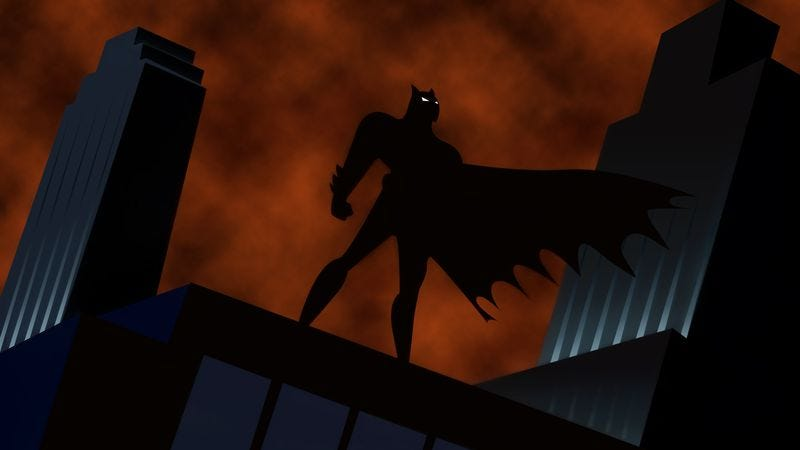 Illustration for article titled Our coverage of Batman: The Animated Series comes to an end with an abrupt cut to black