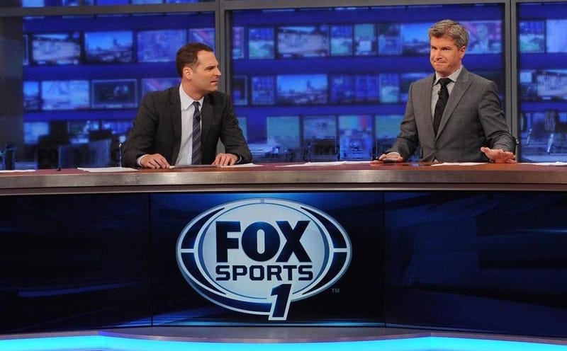 Illustration for article titled FS1 Host Dan O'Toole Blasts Fox Sports For Layoffs