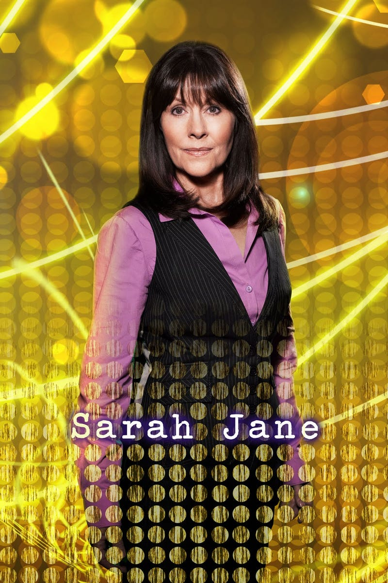"""Illustration for article titled The Sarah Jane Adventures 5x01, """"Sky"""" Pictures"""