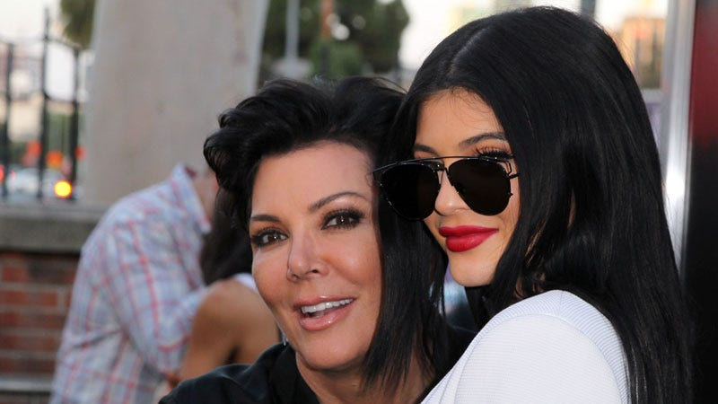 Illustration for article titled Kylie Warned To Stop Having Plastic Surgery 'Before It's Too Late'
