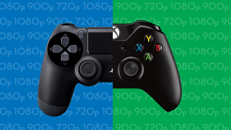 Illustration for article titled ​Why It Matters That PS4 Games Are Higher-Resolution Than Xbox One