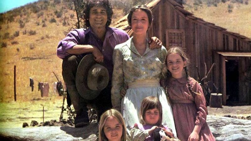 Illustration for article titled Little House On The Prairie showed 1870s life to 1970s kids
