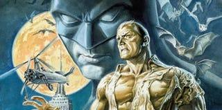 Illustration for article titled Robot Detectives Battle Superhero Bastards For Your Comics Dollars
