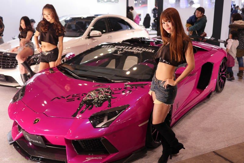Illustration for article titled Tokyo Auto Salon 2016: Anything you want to see in particular?