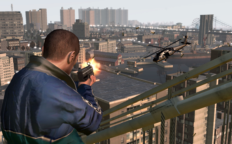 Illustration for article titled Will There Be a Grand Theft Auto First-Person Shooter?