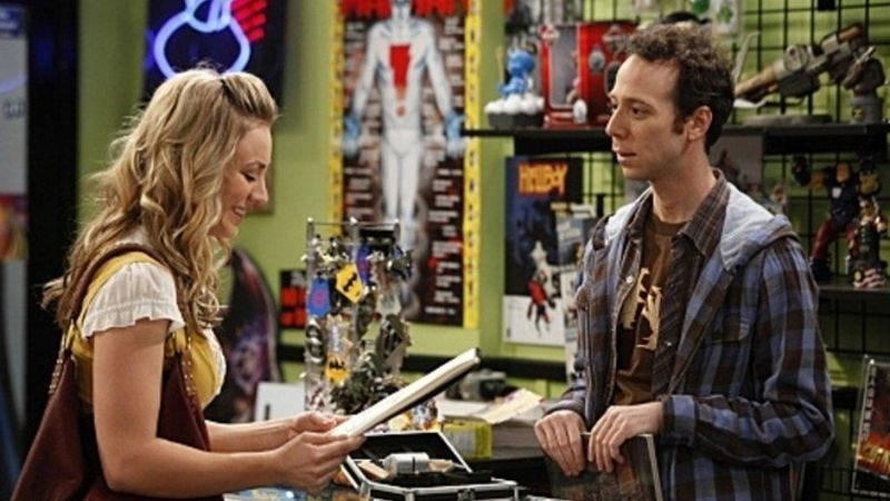 Illustration for article titled CBS also buys a mob comedy, this one from The Big Bang Theory guys