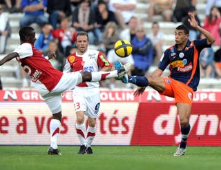 Weekend action in Ligue 1, France's top soccer league (Getty Images)