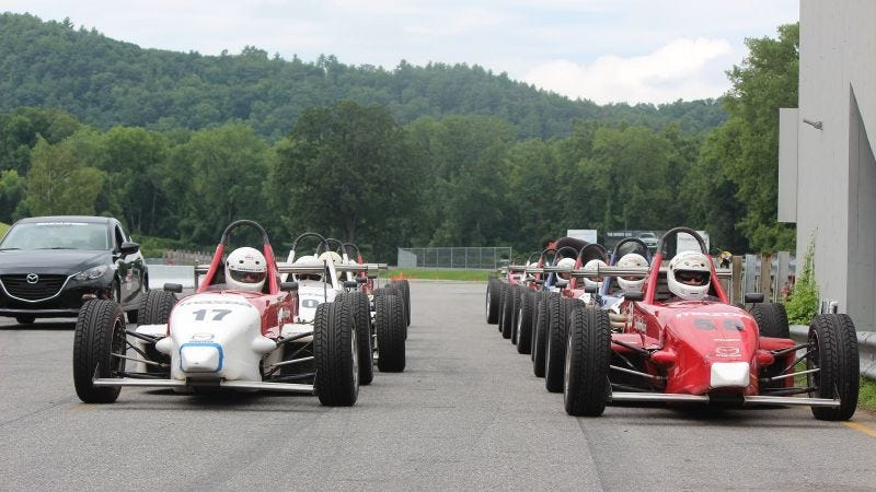 Photo Skip Barber Racing School
