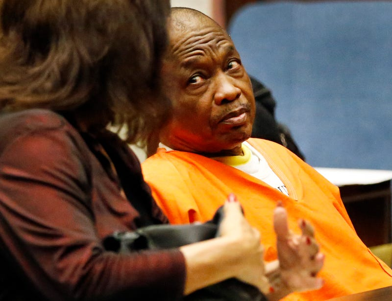 Lonnie Franklin Jr., the Grim Sleeper serial killerAl Seib/Los Angeles Times via Getty Images