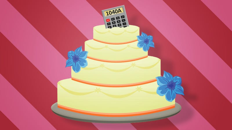 Illustration for article titled The Best Time to Get Married, Depending On Your Taxes
