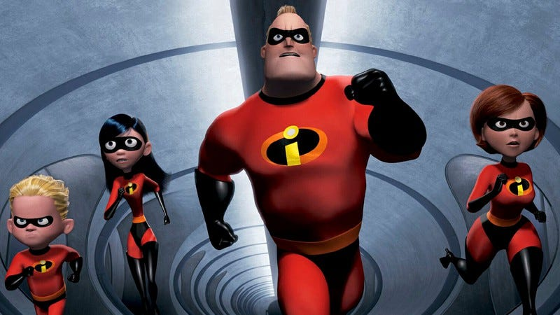 Illustration for article titled Brad Bird makes Incredibles 2 a priority while flirting with Star Wars