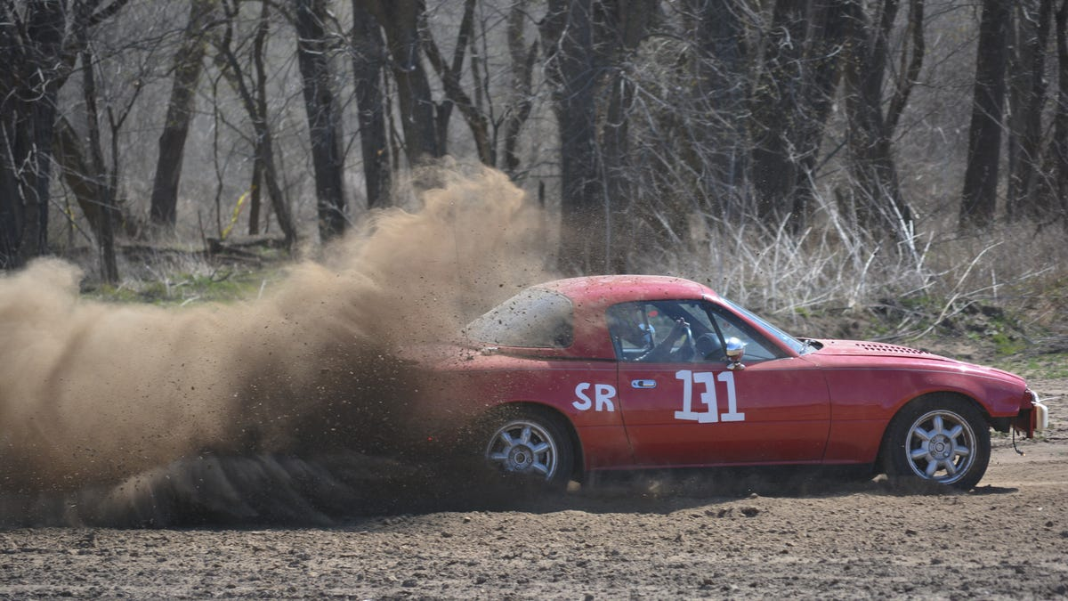 You Should Rallycross, but Don\'t.
