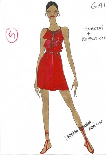Illustration for article titled Gap's MObama-Lookalike Dress, Yours For $248
