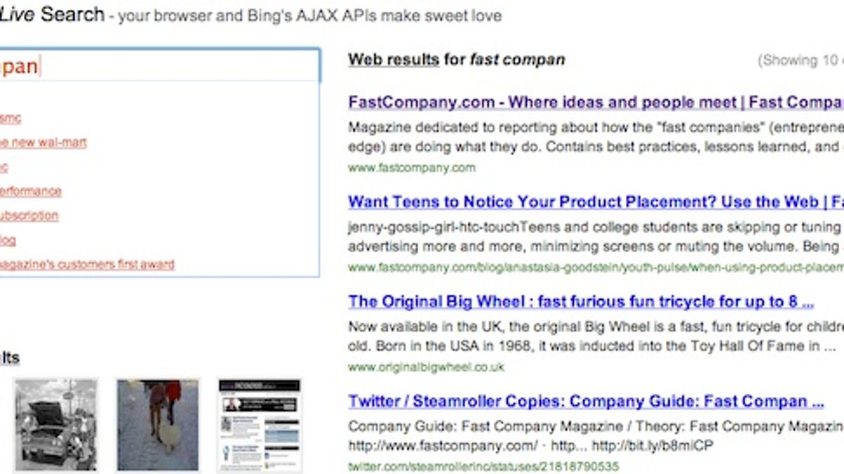 How Bing Could've Almost Beaten Google to