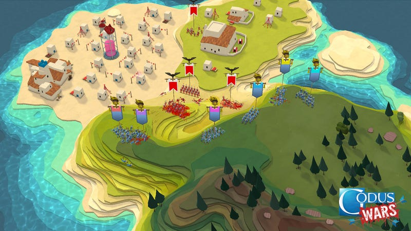 Illustration for article titled Peter Molyneux Releases Another Godus Game