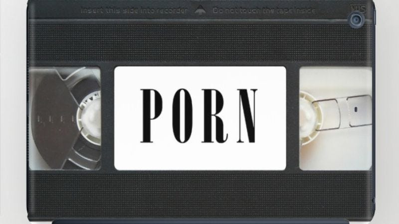 Illustration for article titled Read This: The sticky realities of renting porno movies in 2016