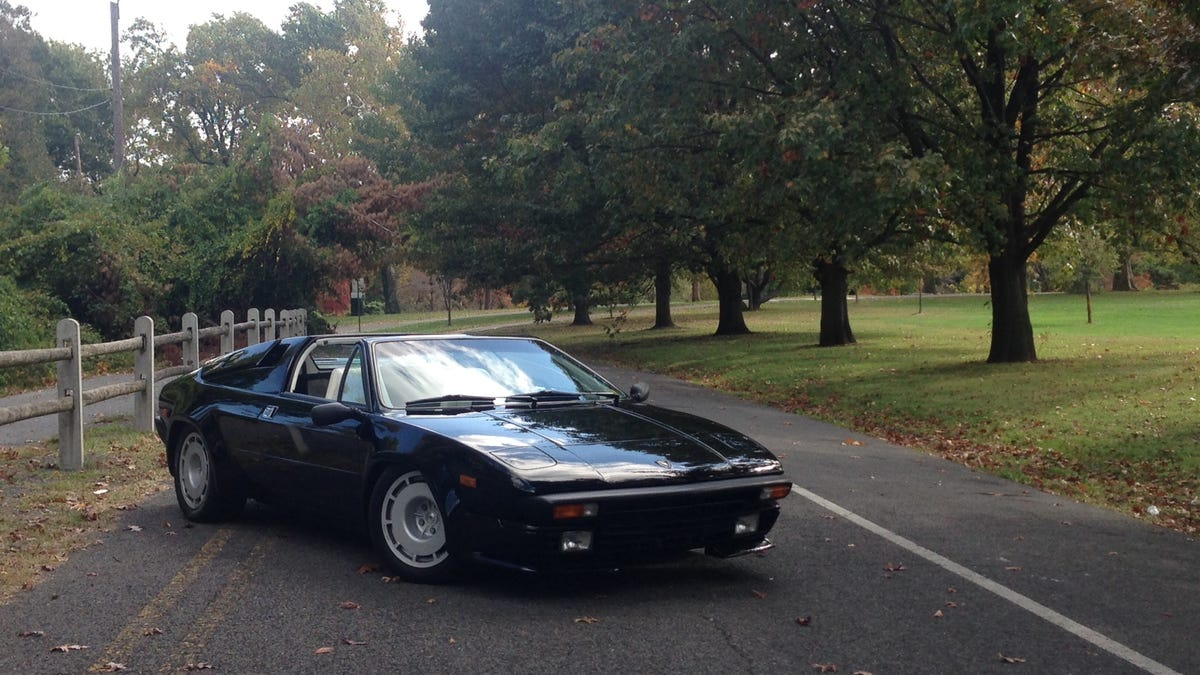 I Spent The Day With A Lamborghini Jalpa And Here S What Happened