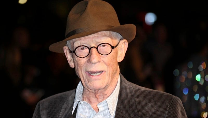 John Hurt in 2015. Image: Joel Ryan/Invision/AP