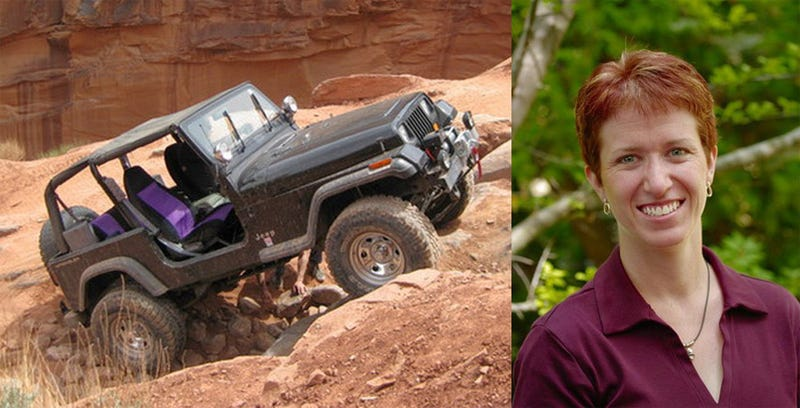 Illustration for article titled Free Jeep Wrangler If You Marry This Woman