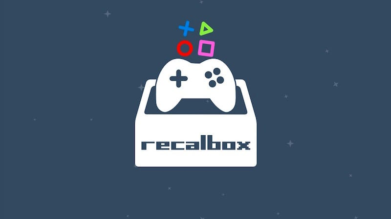 Illustration for article titled Recalbox Is a Simplified Game Emulator Operating System for the Raspberry Pi