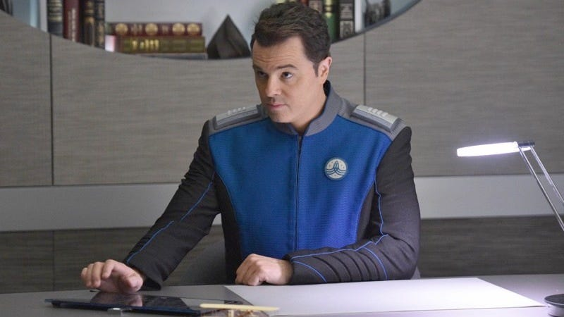 photo image I Can't Stand Seth MacFarlane But I Like The Orville
