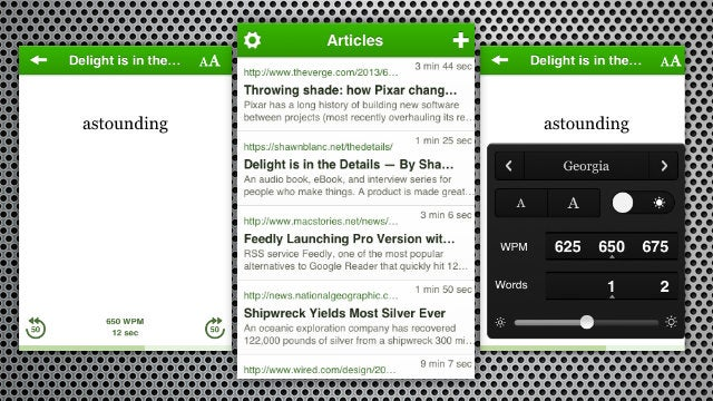 Syllable Teaches You How to Speed Read