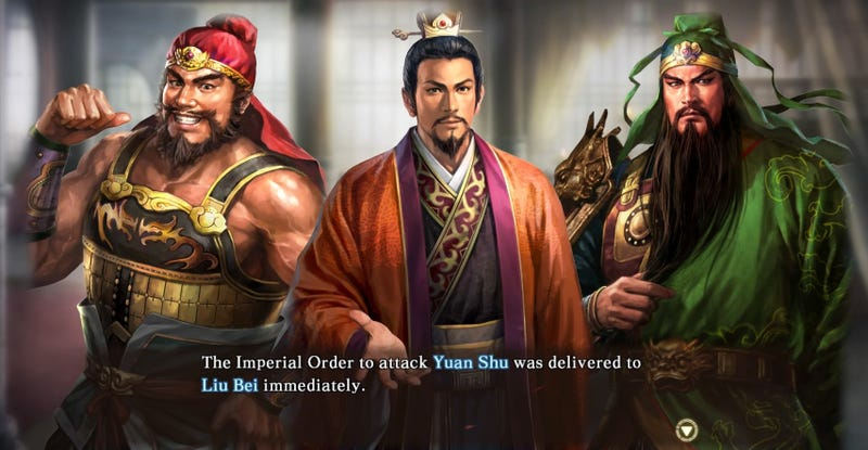 Illustration for article titled Romance Of The Three Kingdoms XIII Is A Flawed, But Addictive, Entry Into The Series