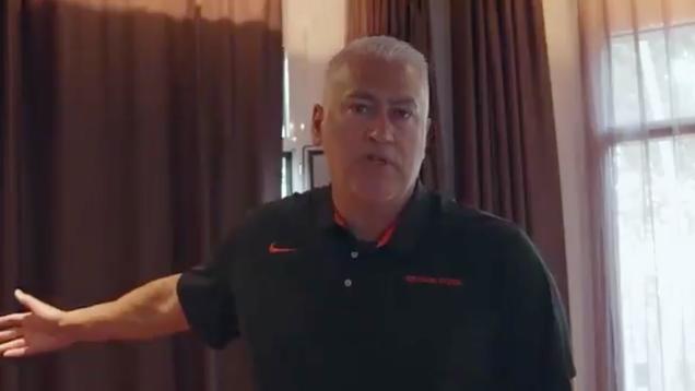 <div>Oregon State Basketball Safe In Barcelona, Coach Wayne Tinkle Describes &#8220;Horrific Sights&#8221; Of Terror Attack</div>