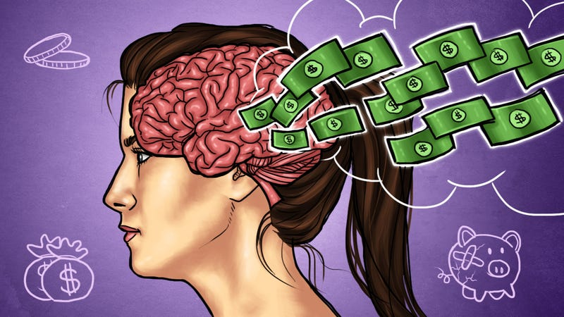 """Illustration for article titled How """"Money Memories"""" Can Affect Your Financial Wellbeing"""
