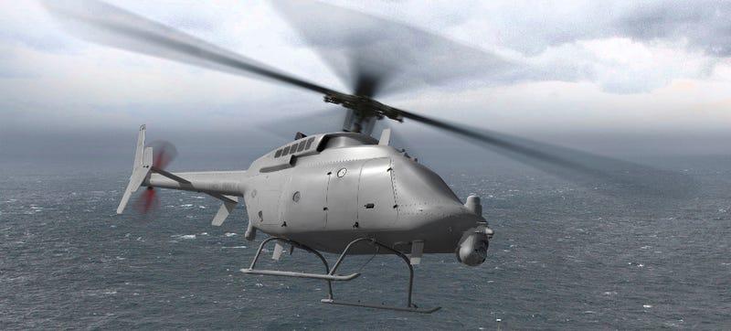 Illustration for article titled Los drones militares estadounidenses se pasan a Linux