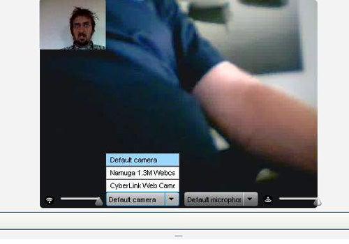 Video chat men