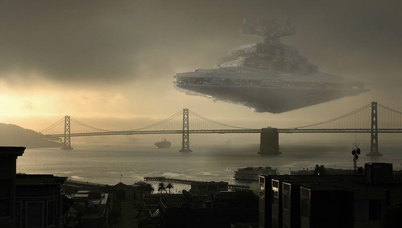 Illustration for article titled 8 Things That Prove Star Wars Actually Takes Place In Our Galaxy