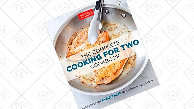 The Complete Cooking For Two Cookbook | $18 | Amazon