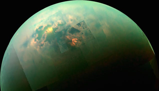 Saturn s Moon Titan May Have the Perfect Landing Spot For Spacecraft