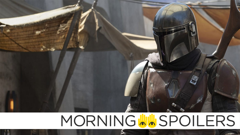 Please, for the love of god, there are only so many ways I can keep cropping this one image of a Mandalorian.