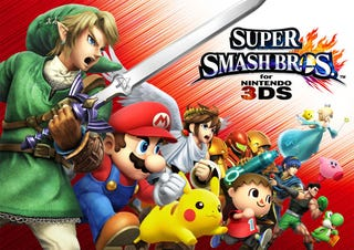 Illustration for article titled TAY Game Night: Super Smash Bros. for 3DS