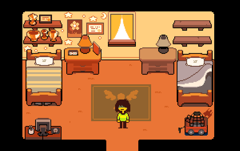 Illustration for article titled Undertale Creator Releases New Game (Maybe?)