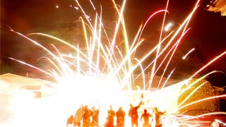 Shooting Challenge: Fireworks!