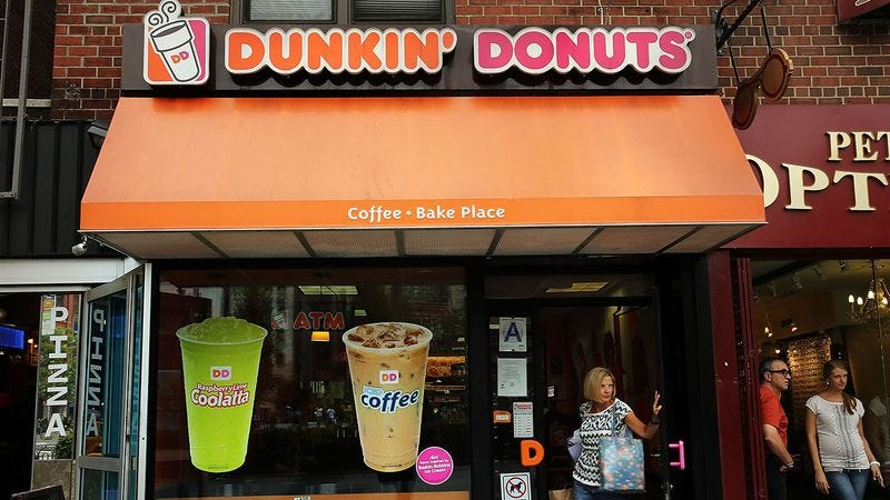 Illustration for article titled Taking A Stand: Dunkin' Donuts Has Just Announced That It Will Perform One Abortion
