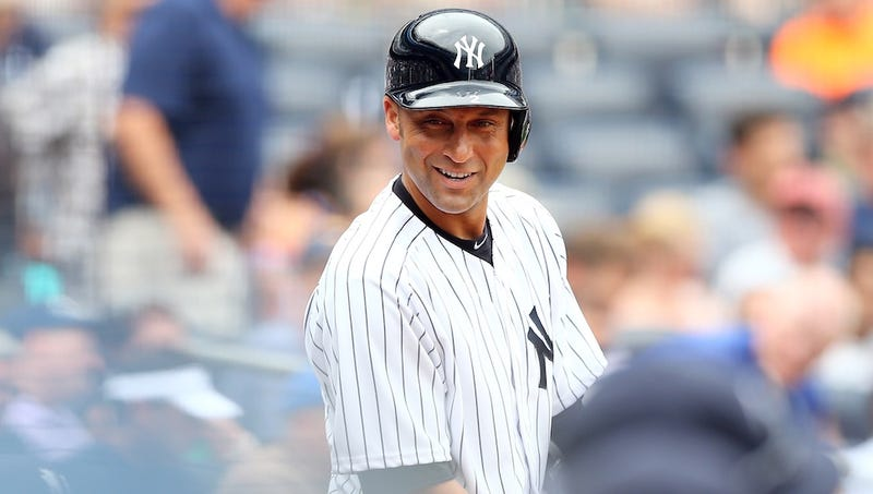 Illustration for article titled The Yankees Rushed Derek Jeter Back, And Look What Happened