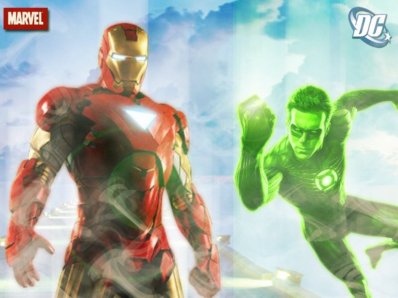 Illustration for article titled Why Iron Man Succeeded Where Green Lantern Failed