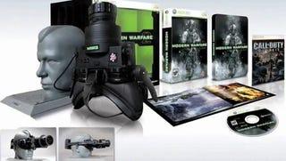 Illustration for article titled Modern Warfare 2 Prestige Edition Comes With Prestige Price