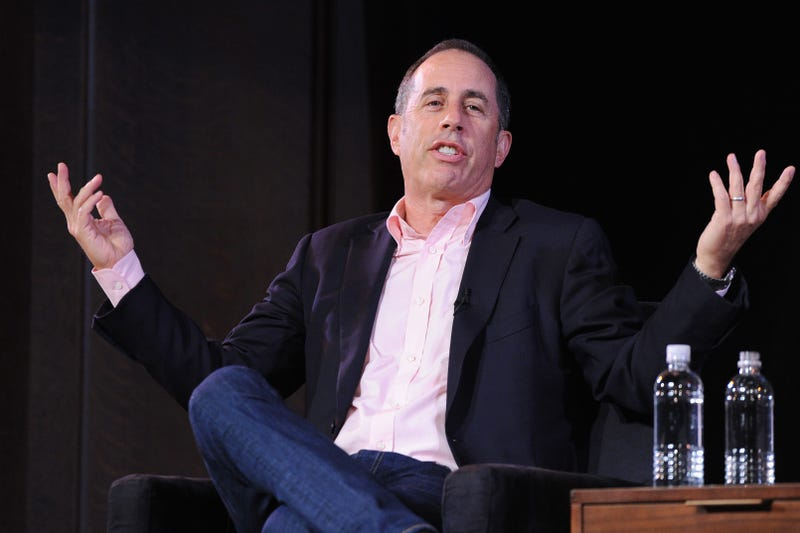 Illustration for article titled Rich White Guy Jerry Seinfeld Says Roseanne Barr's Firing Was 'Overkill' (Insert Side-Eye Here)