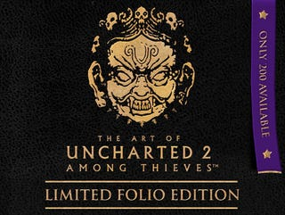 Illustration for article titled Uncharted 2's Art Book Is Something Else